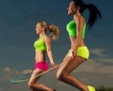 แค่กระโดดเชือกถูกวิธี ก็ลดน้ำหนักได้นะ