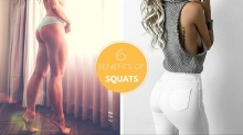 6 เหตุผลที่คุณควรออกกำลังกายท่า Squat