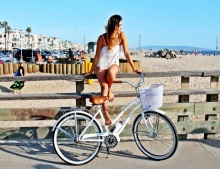 ขาเรียวได้ง่าย ๆ ด้วยการปั่นจักรยาน