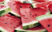 ลดความอ้วนด้วยการกินแตงโม!!