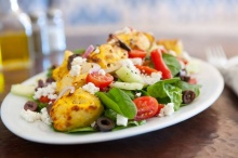 อาหารแบบเมดิเตอร์เรเนียน (Mediterranean diet) ตัวเลือกที่ดีของอาหารลดน้ำหนัก