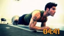 ออกกำลังกายสร้างซิกแพค ลดพุง ง่ายๆ ในบ้านแค่ 8 นาที
