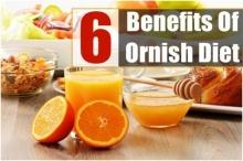 OrnishDiet - สูตรอาหารที่ดีที่สุดสำหรับหัวใจ