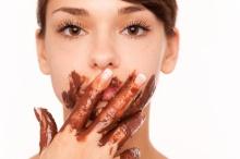 กินช็อกโกแล็ตแท่งโปรด ยังไงไม่อ้วน