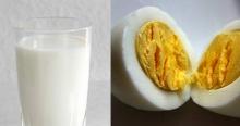 สูตรลดน้ำหนักเร่งด่วนด้วย นมกับ ไข่ต้ม 3 วัน 3 กิโล
